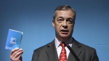Brexit Party will be renamed the 'Reform Party' if Britain leaves the EU in January, Nigel Farage says