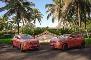 強化印度市場陣容,SKODA將推出全新小型跨界車Kushaq