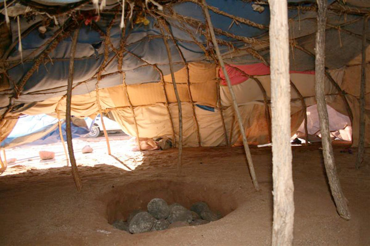 Guru gets jail time for sweat lodge deaths