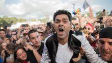 Festival des Vieilles Charrues : en Bretagne, Jamel joue les rockstar