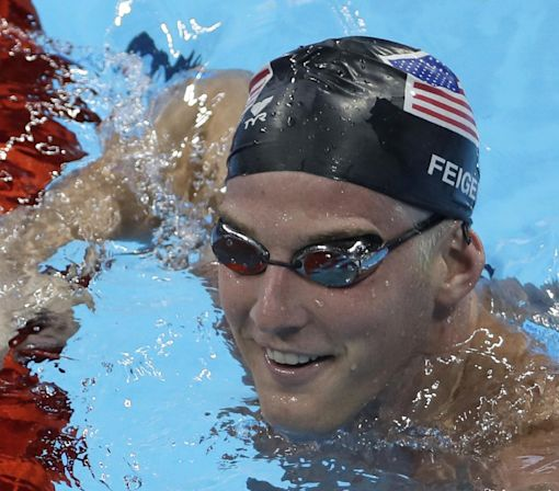 Swimmer Feigen apologizes for 'serious distraction' in Rio