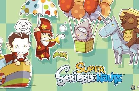 Super Scribblenauts-branded eggs coming soon to the UK
