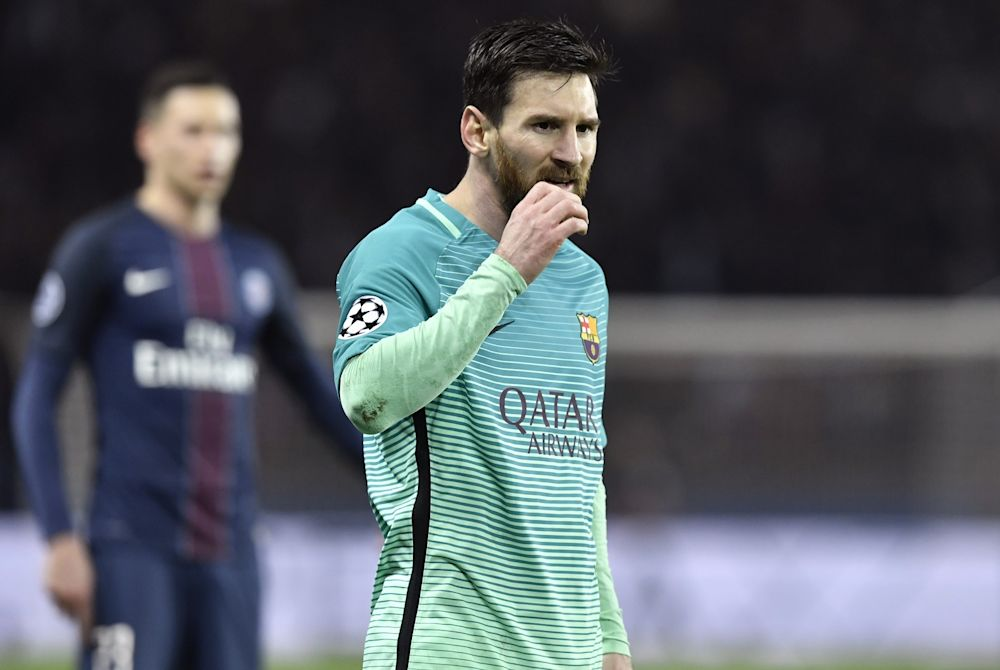 """Le Barça juge """"injuste"""" la suspension de Messi (même si ça fait ses affaires)"""