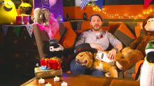 Tom Hardy's final CBeebies bedtime story to pay tribute to his dog Woody