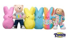 PEEPS® Brand Teams Up With Build-A-Bear Workshop For An All-New Easter Collaboration