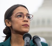 Alexandria Ocasio-Cortez hints at a run for higher office