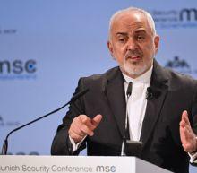 Iran's Zarif accuses Israel, U.S. of seeking war