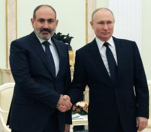 Armenia asks for Russian help amid tensions with Azerbaijan