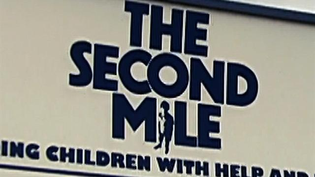 What did Sandusky's Second Mile charity know?