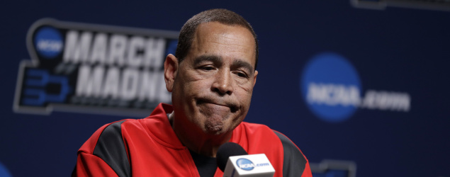 NCAA coach wants to help struggling players' families. (AP)