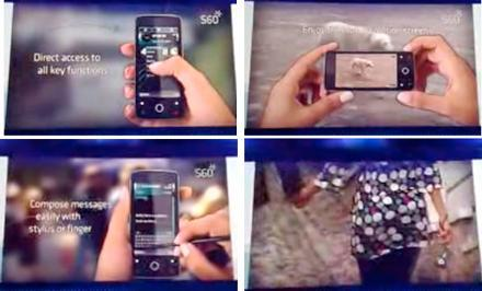 Nokia's S60 Touch Interface announced