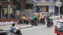 Tak Tunjukan SIKM, 200 Kendaraan Diputar Balik di Perbatasan Tangerang dan Jakbar