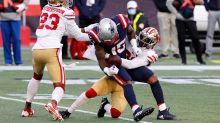NFL rumors: 49ers' Tarvarius Moore fined $5K for N'Keal Harry hit