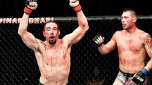 'Hell of a fight': Robert Whittaker stakes title claim on Fight Island