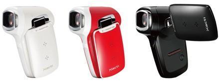 Sanyo introduces Xacti DMX-CG9 handheld camcorder