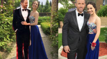 This Teen Edited Ryan Reynolds Into Prom Pic After Ill-Timed Breakup
