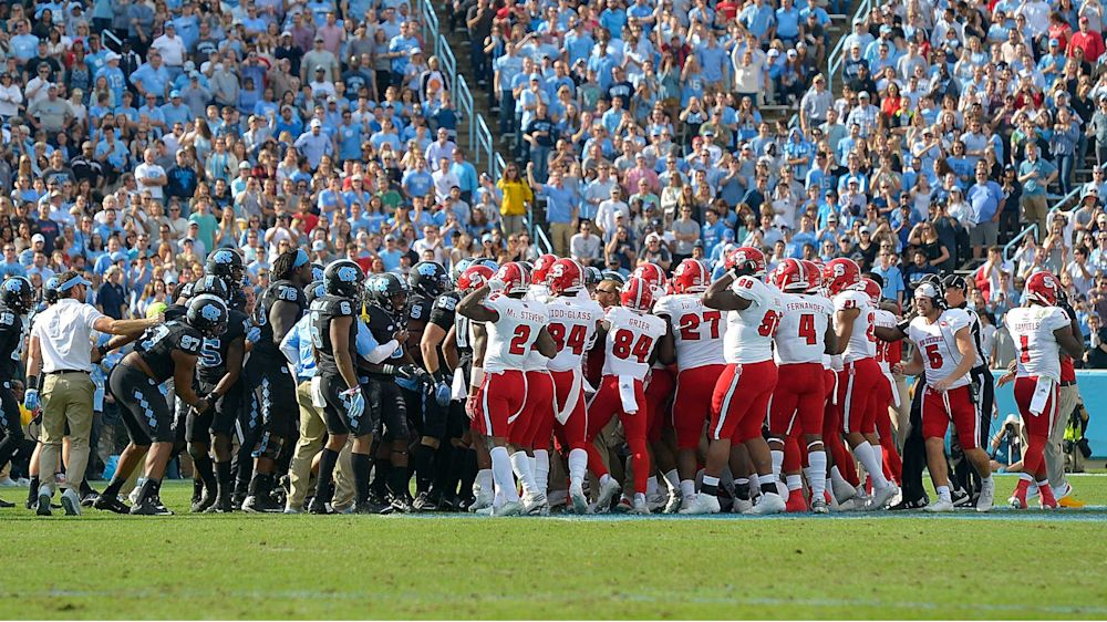 What happens to North Carolina, N.C. State if they're pulled from ACC?