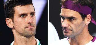 Djokovic father's shock allegation against Federer