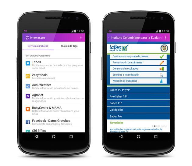 Facebook takes its Internet.org app to Colombia
