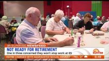 One in three Aussies say they won't retire by 65