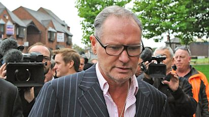 Paul Gascoigne charged with sexual assault