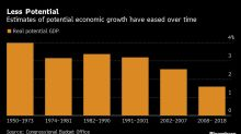 U.S. Slowdown Spurs Concern Economy Is Near Stalling