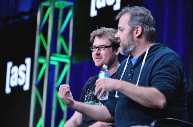 Hulu orders an animated sci-fi sitcom from 'Rick and Morty' co-creator