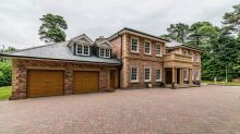 Car collector's dream house for sale