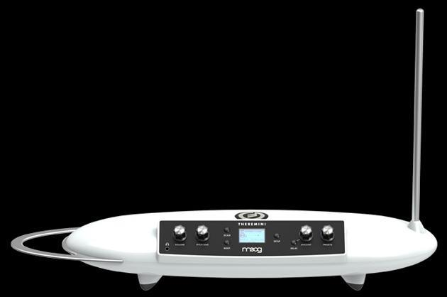 Moog's Theremini suits all skill levels with adjustable scale correction for its space-controlled tunes
