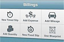 Billings Touch hits the App Store
