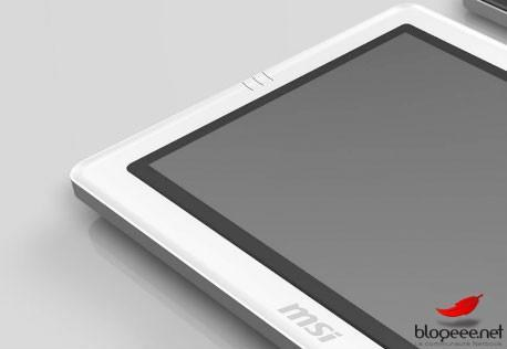 MSI WindPad tablet design concepts rendered, available in your choice of innie or outie