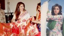 Bhagyashree Looks Like She Can Still Carry Off 'Maine Pyar Kiya'
