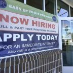 In hugely disappointing report, job growth slows sharply and unemployment rises