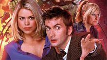 David Tennant is always happy to return to Doctor Who