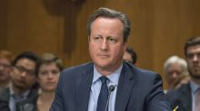 David Cameron says he has no regrets about calling Brexit referendum despite Commons chaos