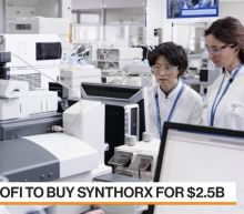 Sanofi to Buy Synthorx for $2.5 Billion