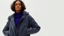 Everlane's popular ReNew and ReDown winter jackets will keep you warm as the temperature dips