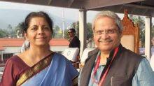 Parakala Prabhakar, Nirmala Sitharaman's husband, quits as AP communications advisor