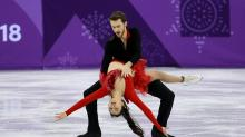 'Despacito' Is the Clear Winner of the 2018 Olympic Ice Dancing Competition