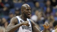 Kevin Garnett says he's bidding to buy Timberwolves after report they're up for sale