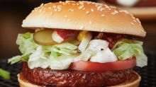 McDonald's makes the McVegan burger a permanent fixture on 2 countries' menus