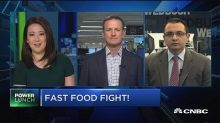 Analysts break down their best picks in fast-food stocks