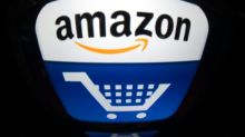 Amazon delivers strong profits, shares rally
