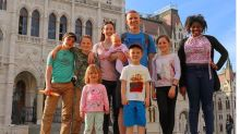 This Family Of 9 Travels The World On $5,000 A Month