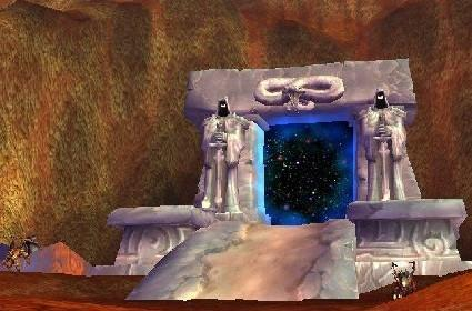How do YOU think the Dark Portal opened?