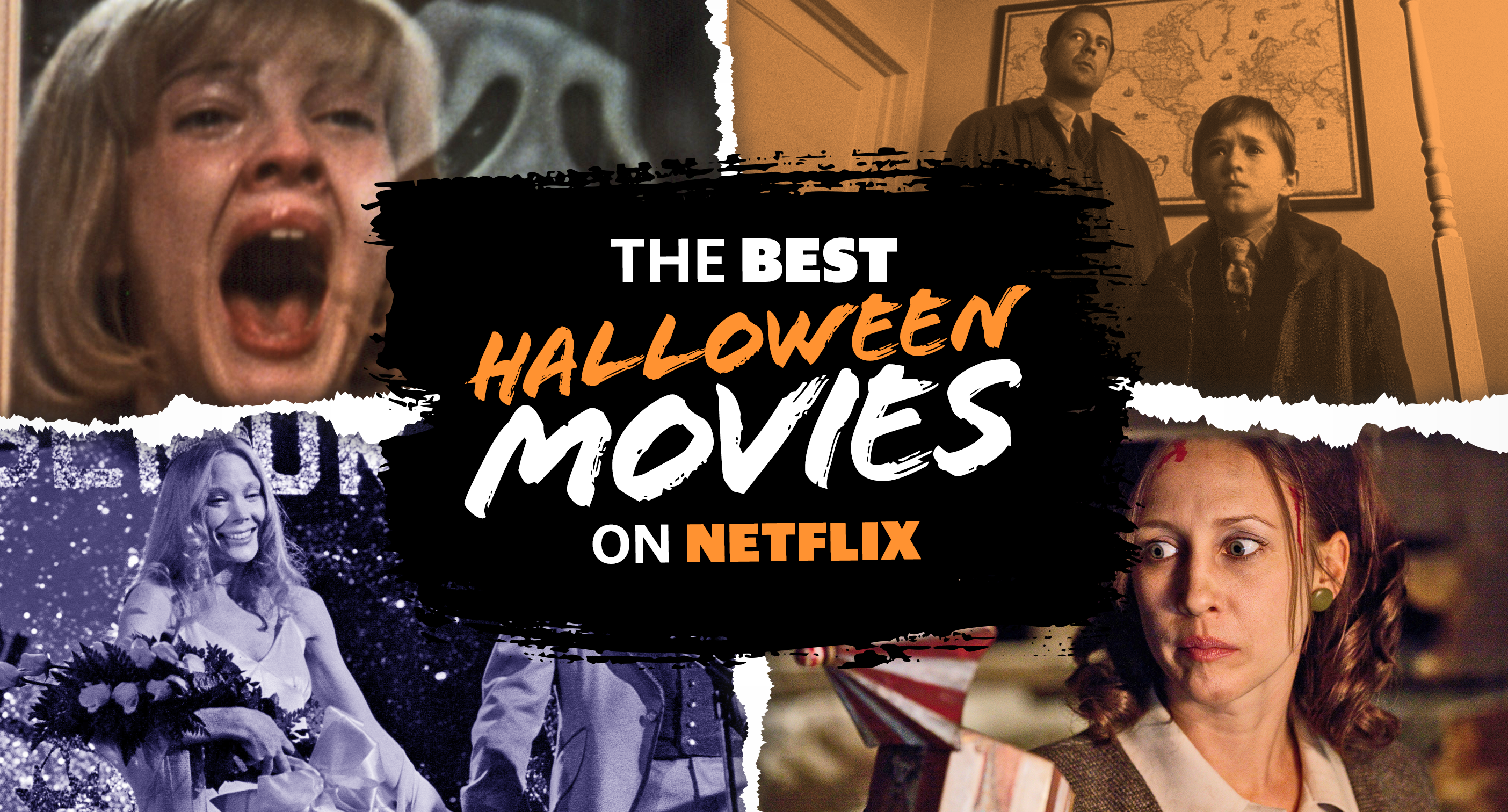 Best horror movies streaming on Netflix for Halloween