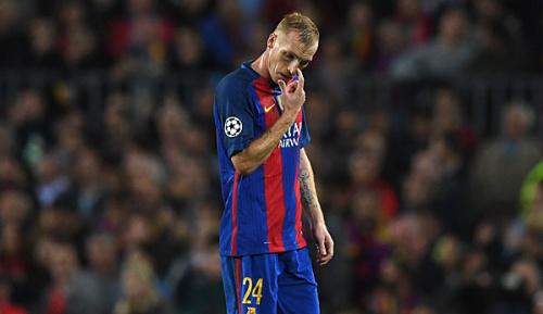 Primera Division: Medien: Barca trennt sich von Mathieu
