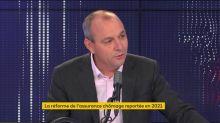 """Assurance chômage : """"La bonne formule, c'est qu'on remette tout à plat"""", estime Laurent Berger"""