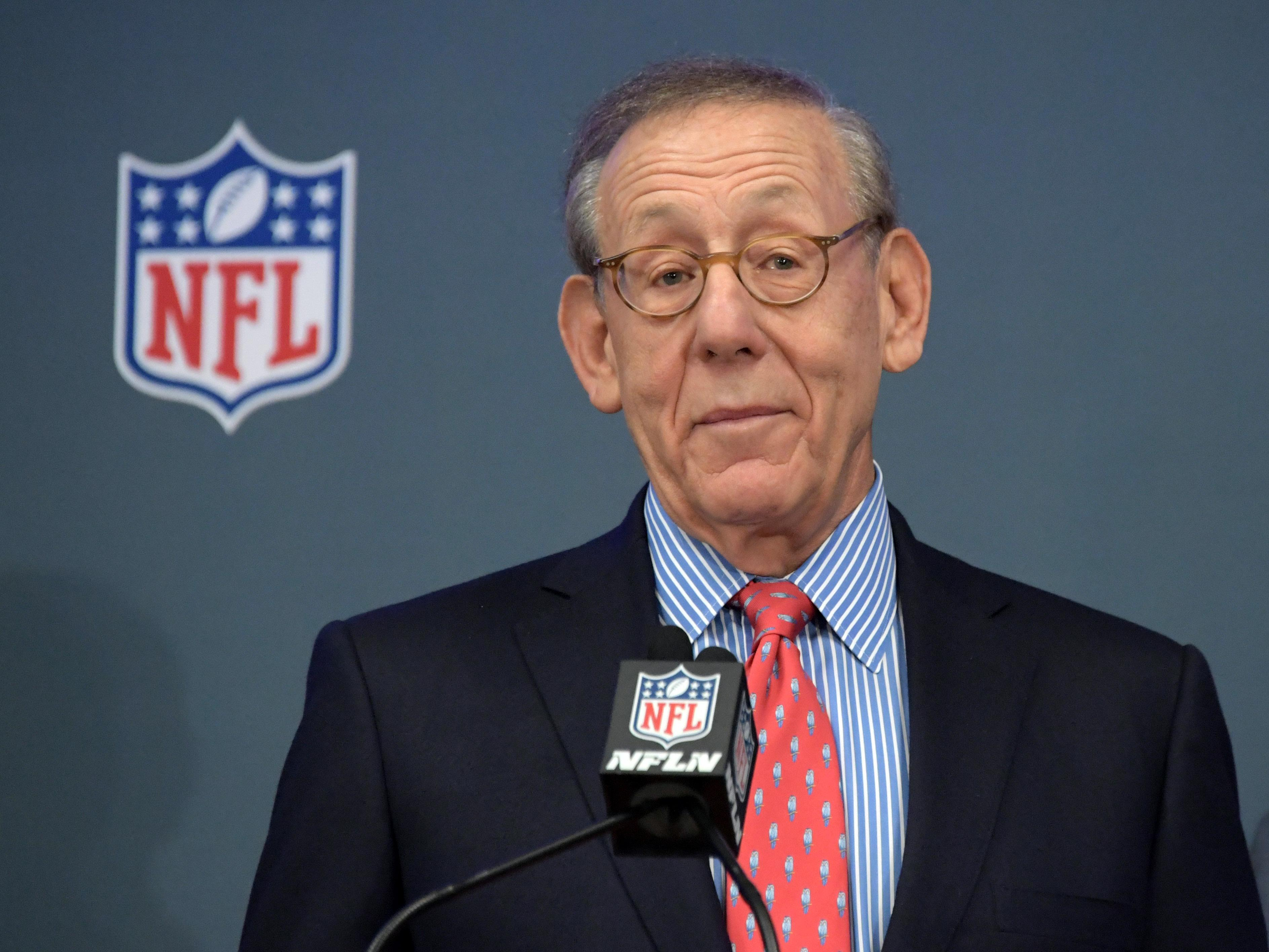 Miami Dolphins owner Stephen Ross on NFL protests: 'Trump made it about the military'