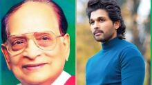 Allu Arjun Pens Heartfelt Note As He Remembers Grandfather Allu Ramalingaiah On Death Anniversary